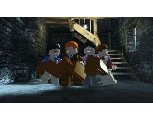 Фото №7 - Lego Harry Potter Years 1-4 PS3 русская версия Б/У