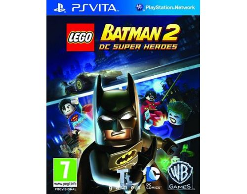 Фото №2 - LEGO Batman 2: DC Super Heroes PS Vita русские субтитры