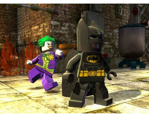 Фото №6 - LEGO Batman 2: DC Super Heroes PS Vita русские субтитры