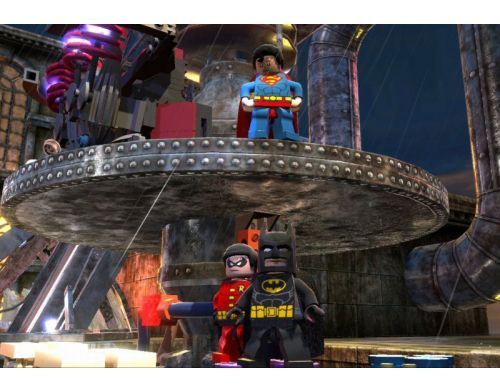 Фото №7 - LEGO Batman 2: DC Super Heroes PS Vita русские субтитры