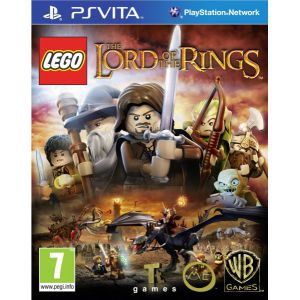 LEGO Lord of the Ring PS Vita русские субтитры