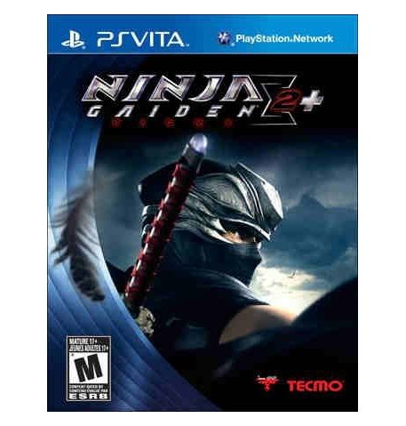 Фото №1 - Ninja Gaiden Sigma 2 Plus PS Vita