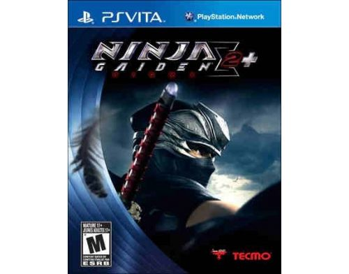 Фото №2 - Ninja Gaiden Sigma 2 Plus PS Vita