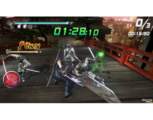 Фото №4 - Ninja Gaiden Sigma 2 Plus PS Vita