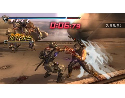 Фото №5 - Ninja Gaiden Sigma 2 Plus PS Vita