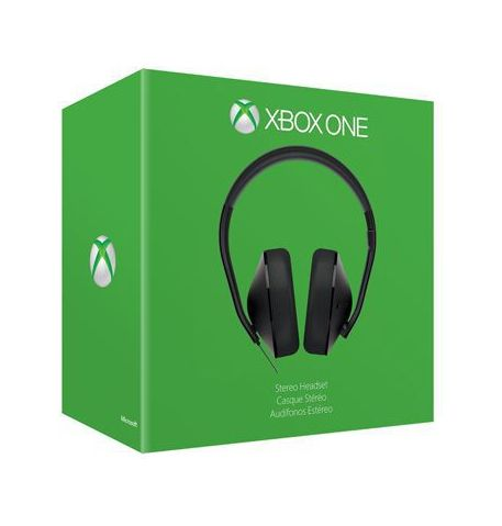 Фото №1 - Xbox One Stereo Headset