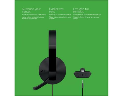 Фото №3 - Xbox One Stereo Headset