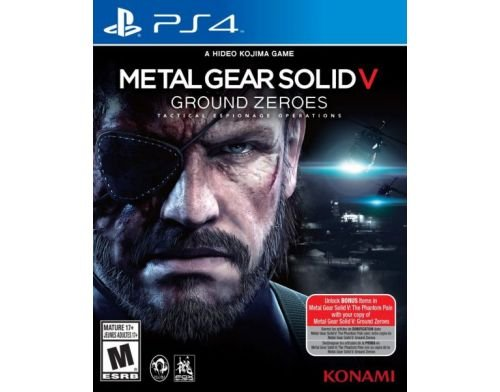 Фото №2 - Metal Gear Solid 5 Ground Zeroes PS4