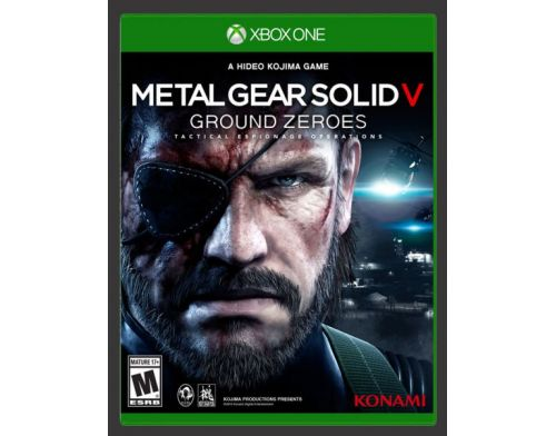Фото №2 - Metal Gear Solid 5 Ground Zeroes XBOX ONE