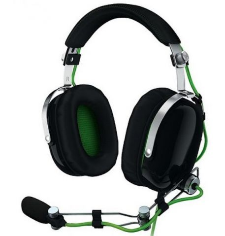 Фото №1 - RAZER BlackShark Headset