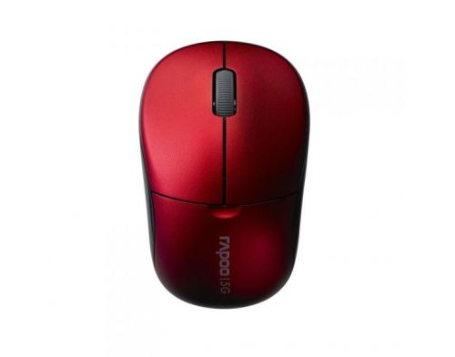 Фото №3 - RAPOO Wireless Optical Mouse red (1090р)
