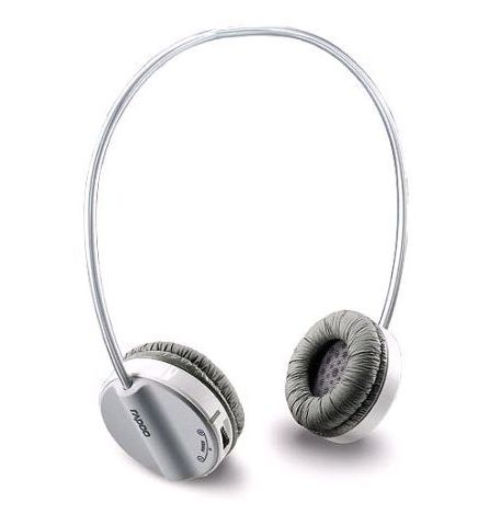 Фото №1 - RAPOO Wireless Stereo Headset gray (H3050)