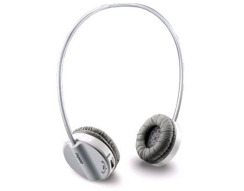Фото №2 - RAPOO Wireless Stereo Headset gray (H3050)