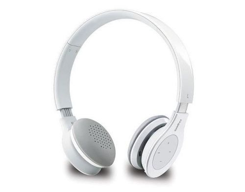 Фото №2 - RAPOO Bluetooth Stereo Headset white (H6060)