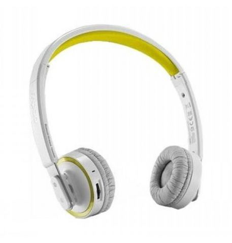 Фото №1 - RAPOO Bluetooth Foldable Headset yellow (H6080)