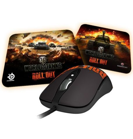 SteelSeries World of Tanks Bundle (CУ-100У)