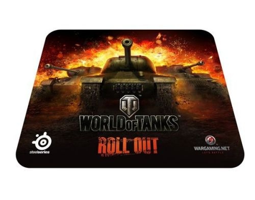 Фото №4 - SteelSeries World of Tanks Bundle (CУ-100У)