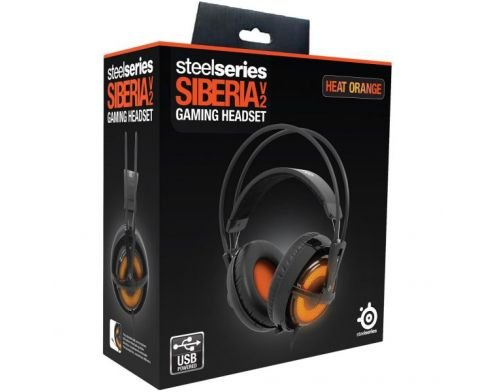 Фото №4 - SteelSeries Siberia V2 Heat Orange