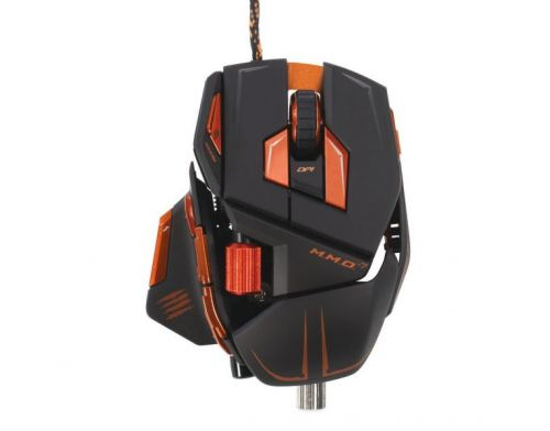 Фото №4 - Cyborg R.A.T. M.M.O. 7 Gaming Mouse