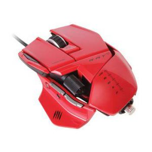 MadCatz R.A.T. 5 Gaming Mouse Red