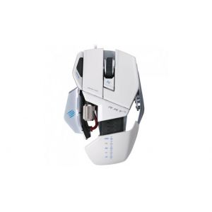 MadCatz R.A.T. 5 Gaming Mouse White