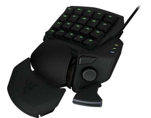 Фото №2 - Razer Orbweaver Elite Mechanical Keypad