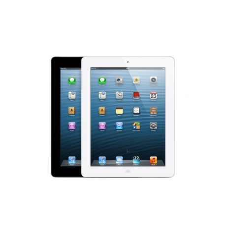 Apple iPad 4 Wi-Fi + 4G LTE 64 GB (черный/белый)