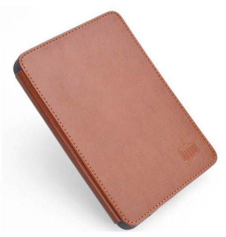 Чехол MB Leather Cover Brown with LED light for Kindle 5/Kindle 4