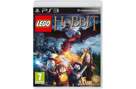 LEGO The Hobbit (русская версия) PS3