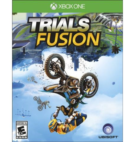 Фото №1 - Trials Fusion XBOX ONE