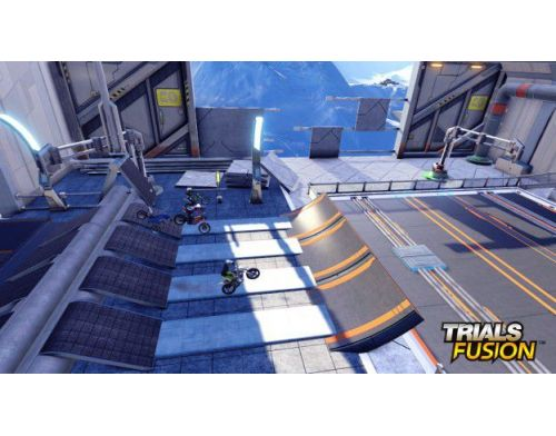 Фото №5 - Trials Fusion XBOX ONE