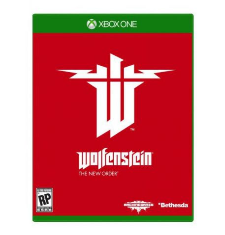 Фото №1 - Wolfenstein: The New Order XBOX ONE