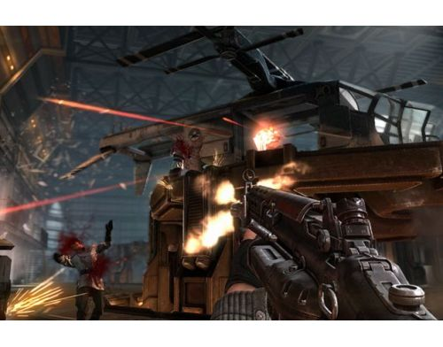 Фото №3 - Wolfenstein: The New Order XBOX ONE