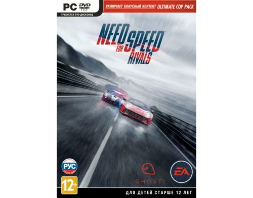 Фото №2 - Need for Speed Rivals Limited Edition