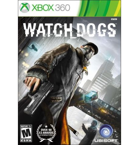 Фото №1 - Watch Dogs XBOX 360 русская версия