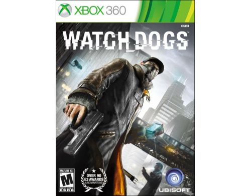 Фото №2 - Watch Dogs XBOX 360 русская версия