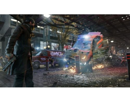 Фото №4 - Watch Dogs XBOX 360 русская версия