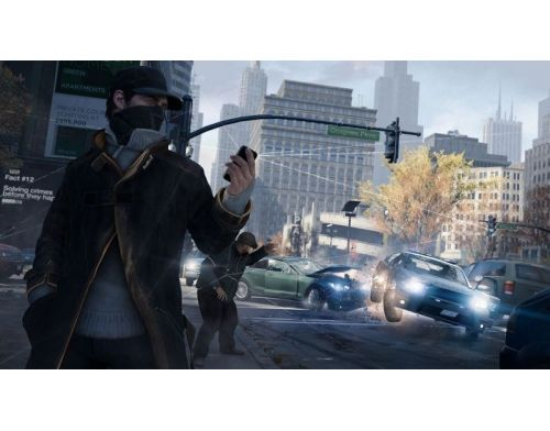 Фото №7 - Watch Dogs XBOX 360 русская версия
