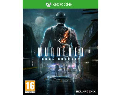 Фото №2 - Murdered: Soul Suspect XBOX ONE