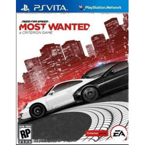 Need For Speed: Most Wanted PS Vita русская версия