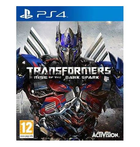 Фото №1 - Transformers Rise of the Dark Spark PS4