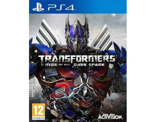 Фото №2 - Transformers Rise of the Dark Spark PS4