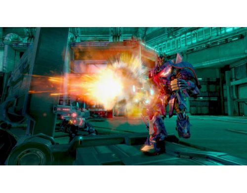 Фото №4 - Transformers Rise of the Dark Spark PS4