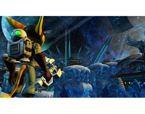 Фото №3 - Ratchet & Clank Trilogy PS Vita