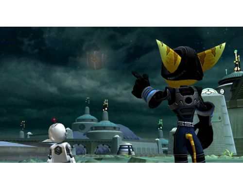 Фото №6 - Ratchet & Clank Trilogy PS Vita