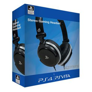 Stereo Gaming Headset PS Vita / PS4