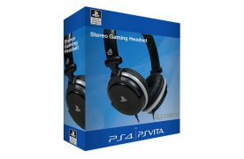 Stereo Gaming Headset PS4 / PS Vita