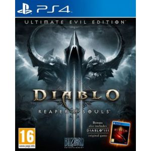 Diablo 3 : Reaper of Souls – Ultimate Evil Edition PS4 русская версия