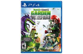 Plants vs. Zombies Garden Warfare PS4 русская версия