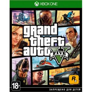 Grand Theft Auto V (GTA 5) Xbox ONE рус. субтитры